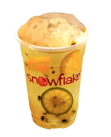 Snowflake Crush Series - Fruit Tea Crush